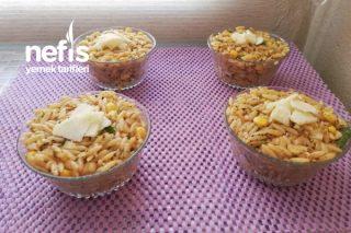 Pratik Arpa Salatası Tarifi