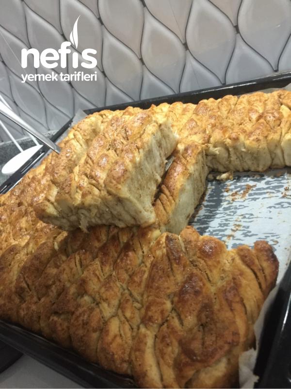 Puf Puf Kabaran Haşhaşlı Çörek