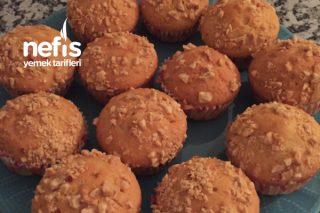Yer Fıstıklı Yumuşacık Muffin Tarifi