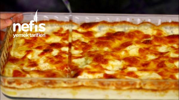 Dünyanın En Kolay Yemeği Patates Graten