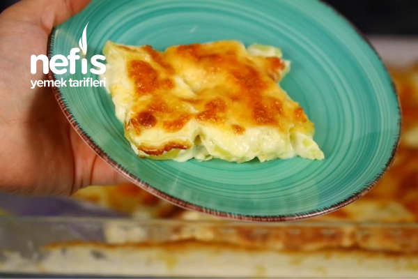 Dünyanın En Kolay Yemeği Patates Graten (Videolu) Tarifi