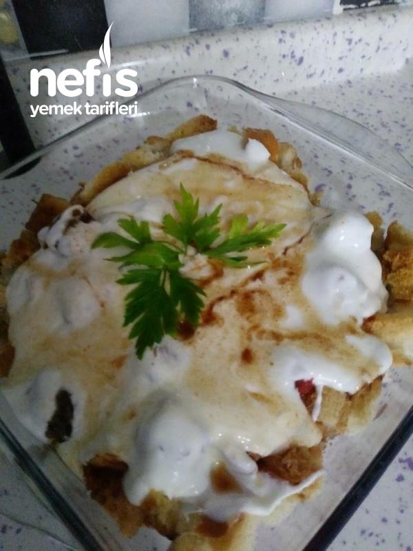 Köfteli Bayat Ekmek
