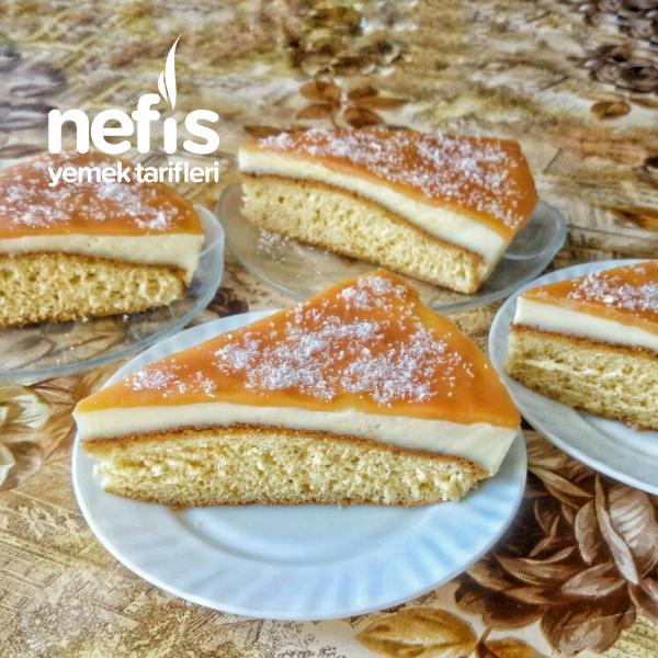 Şeftali Soslu Pasta