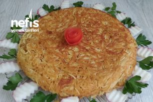 Spagetti Börek Tarifi