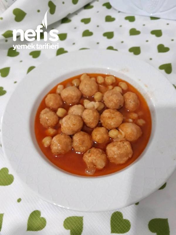 Tuvalak Yemeği (çorbası)
