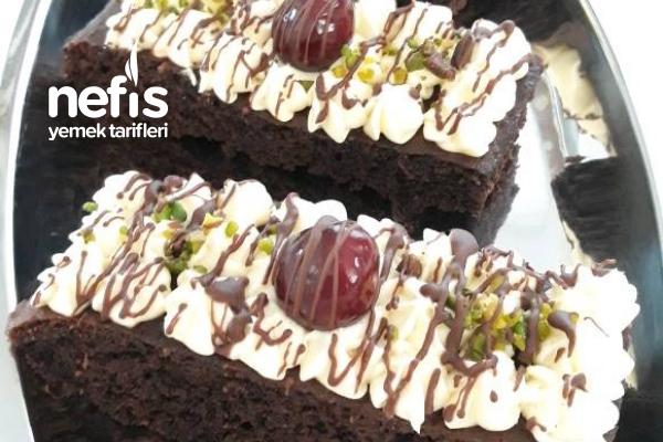 Harika Mini Yaz Pastaları Tarifi