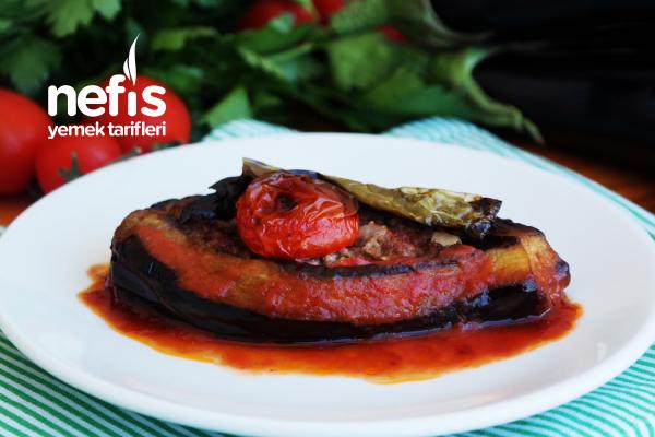 Karnıyarık Yemeği Videosu Tarifi