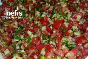 Kaşık Salata Tarifi