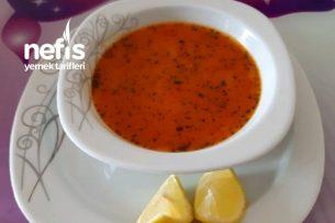 Şehriyeli Domates Çorbası (Şifa Kaynağı) Tarifi