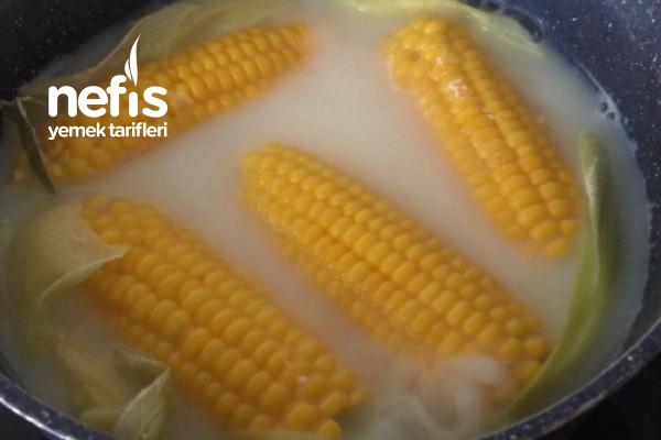 Süt Mısır Nasıl Yapılır Püf Noktalarıyla ( Videolu )