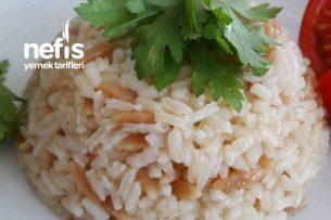Tane Tane Pirinç Pilavı Tarifi