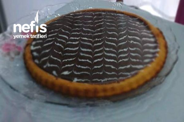 Tart Kalıbında Çikolatalı Kek Tarifi