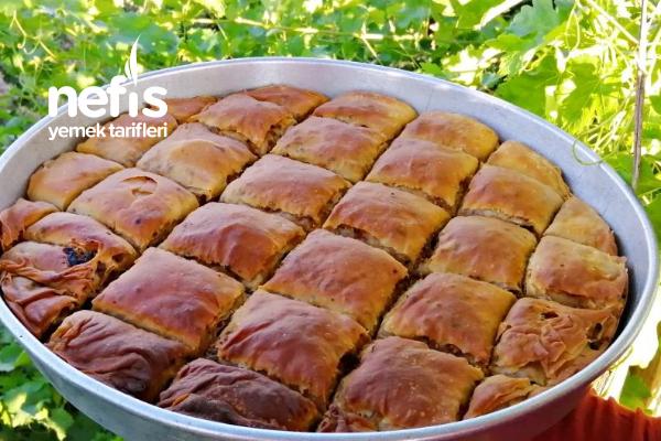 Bulgurlu Börek (videolu)