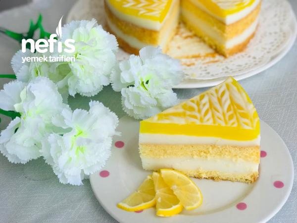 Limonlu Fresh Pasta Çok Hafif