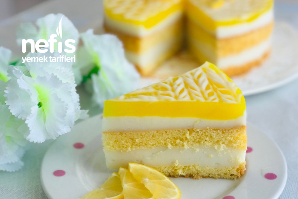 Çok Hafif Limonlu Fresh Pasta Tarifi
