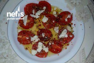 Cherry Domates Salatası Tarifi