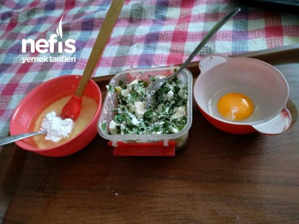 İki Yufkayla Kolay Üçgen Börek (kahvaltının Baş Tacı)