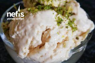 Beyaz Çikolatalı Limonlu Dondurma (Orijinal Tarif – Gerçek Dondurma) Tarifi