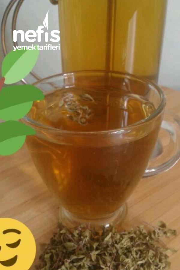 Çok Faydalı İltihap Sükücüye Bire Bir Kekik Çayı