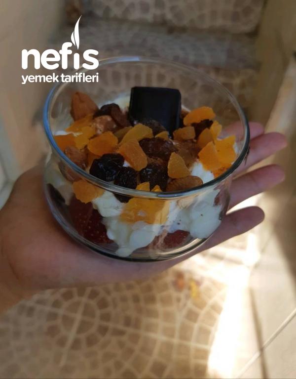 Diyet Tatlısı (115 Kalori)