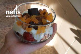 Diyet Tatlısı (115 Kalori) Tarifi