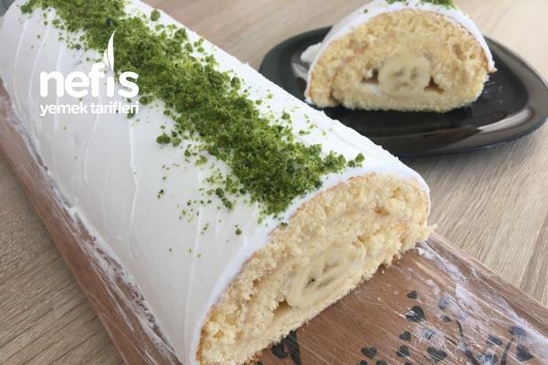 Muzlu Rulo Pasta Kırılma Yok Çatlama Yok (Videolu) Tarifi