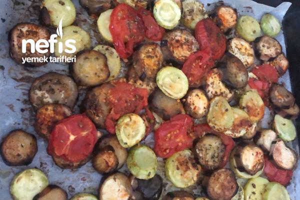 Sağlıklı Sebzeler Tarifi