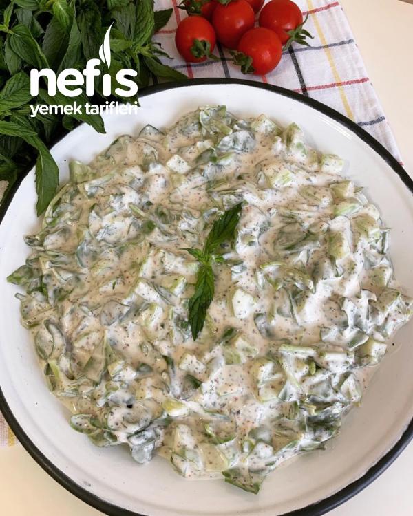 Semizotu Salatsı