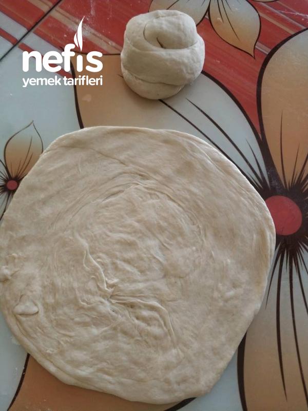 Yağlı Ekmek Üstü Köfte Çöp Şiş