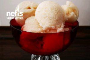 En Garantili Ev Yapımı Dondurma Sahlepli Dondurma Tarifi