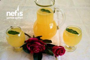 Ev Yapımı Orjinal Limonata (Acısız-Lezzet Garantili) Tarifi