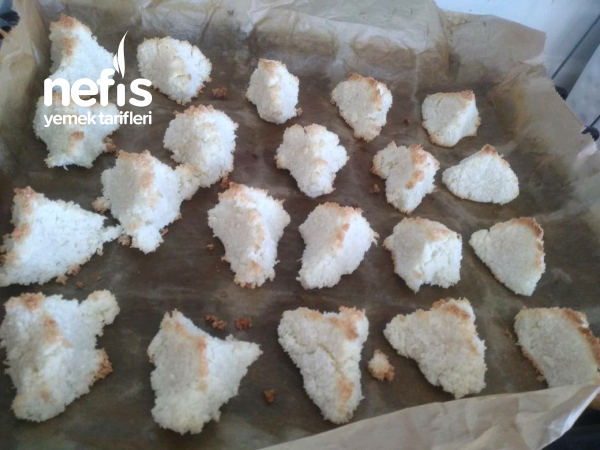 Hindistan Cevizi Şapkaları (kokos Toppe)