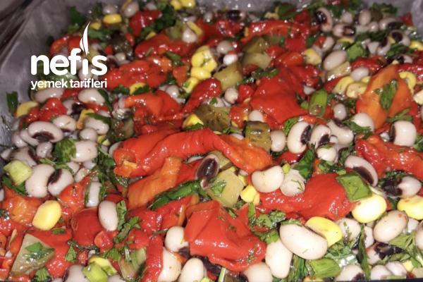 Mis Gibi Börülce Salatası Tarifi