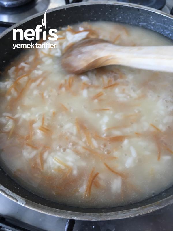 Ölçülü Pirinç Pilavı