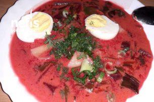 Polonya Mutfağından Taze Pancar Çorbası Tarifi