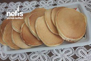 Sütsüz Pankek Tarifi