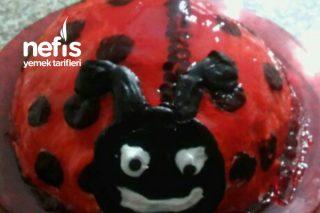 Uğur Böceği Pasta Tarifi