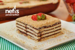Üşengeç Pastası - Lezzeti Muhallebisinde (videolu) Tarifi