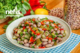 Barbunya Salatası (videolu) Tarifi