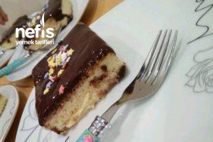 Çikolata Soslu Trileçe Tarifi