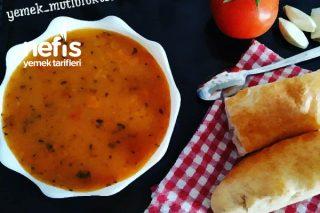 Domates Çorbası (Tarhana Bu Diyecekler) Tarifi