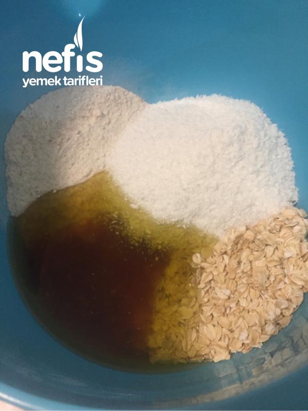 Sağlıklı Kurabiye – şeker Yok