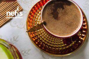 Tarçınlı , Menengiçli Türk Kahveli Karışık Kahve Tarifi