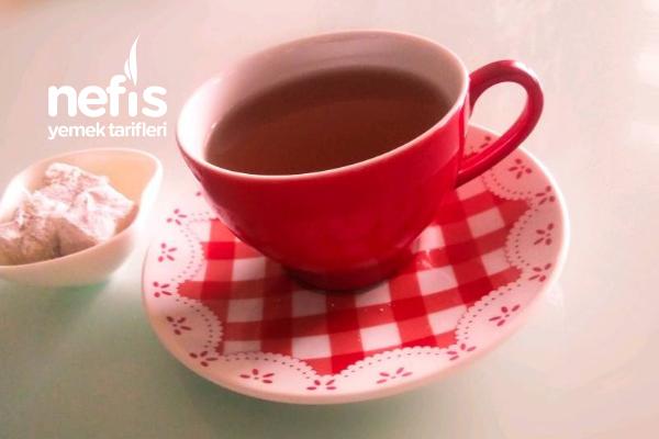 Elmalı Tarçınlı Çay Tarifi