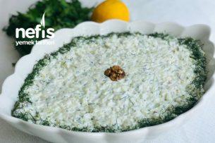 Kabak Salatası (Tam Bir Yaz Salatası) Tarifi