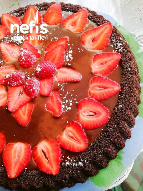 Kremalı Tart Kek