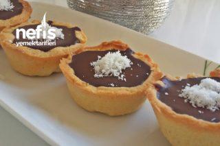 Çikolatalı Minik Tart Tarifi