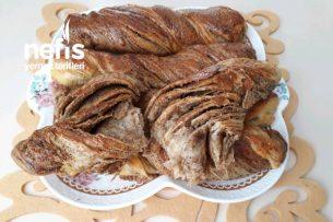 Tel Tel Ayrılan Haşhaşlı Burma Çörek (Nefis Lezzet Garantili) Tarifi