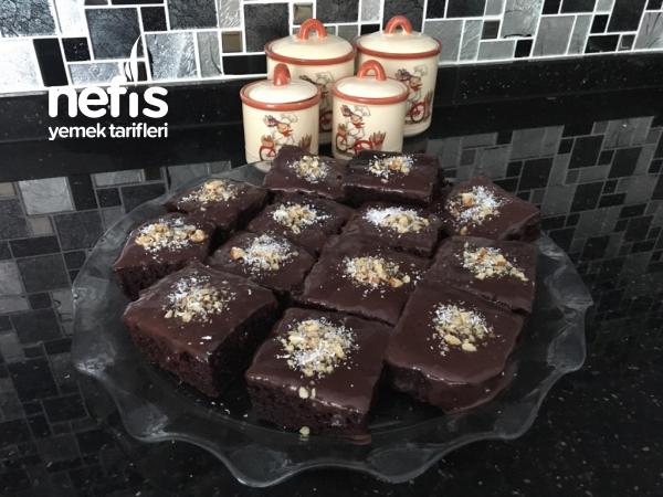 Yemeye Doyamayacağınızz Nefis Kakaolu Iskak Kek