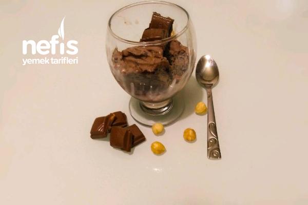 Çikolatalı Dondurma Tarifi
